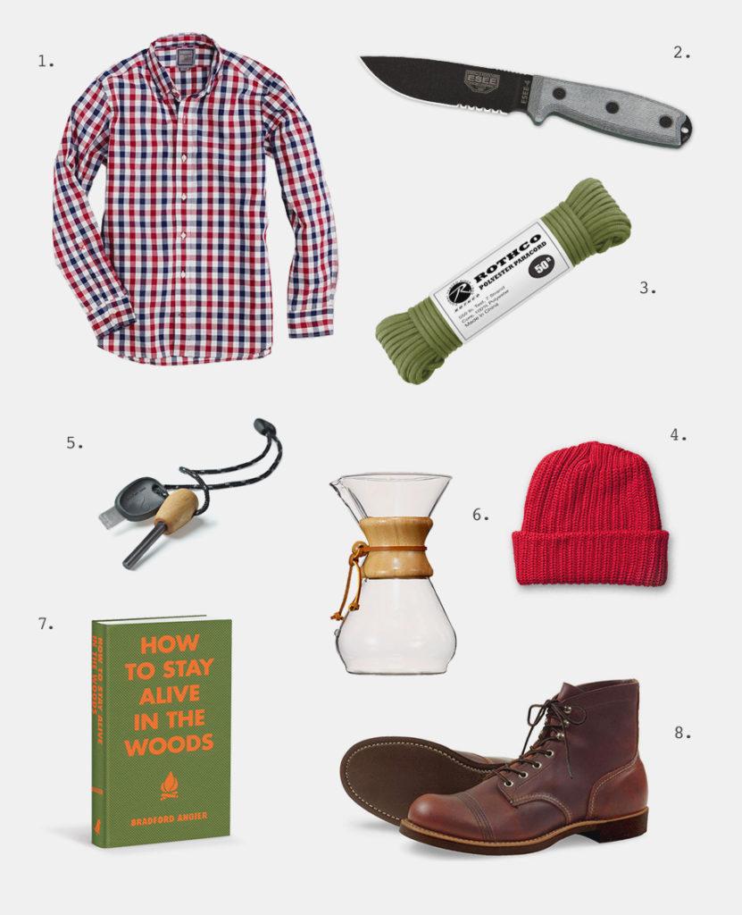 8 Camp Essentials