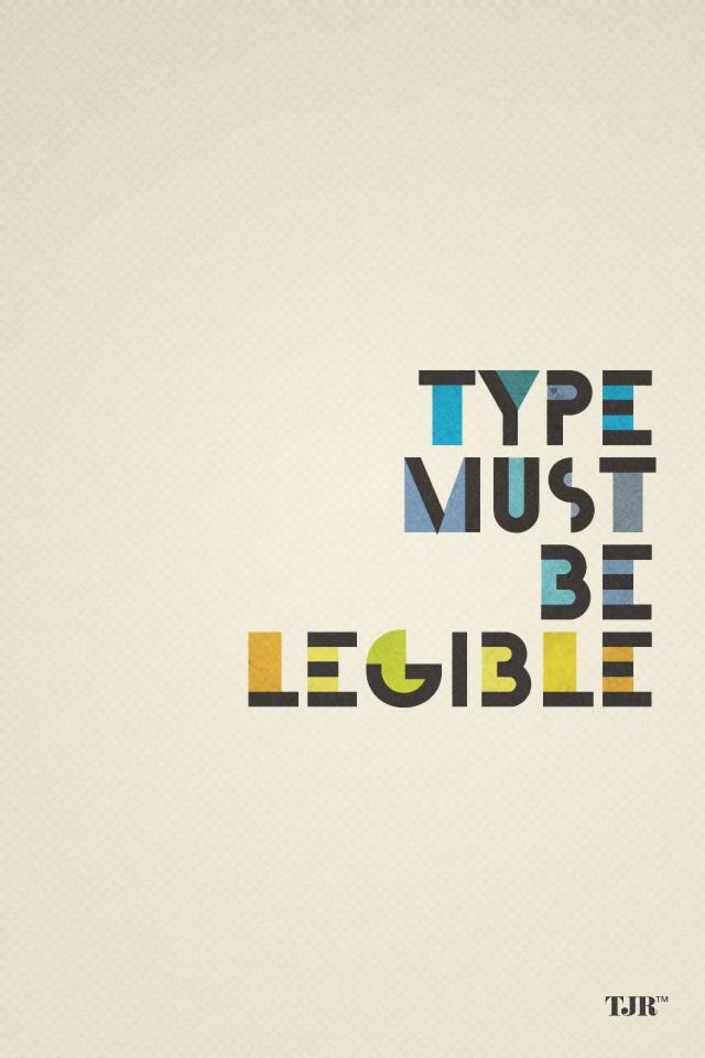 typemustbelegible-iphone4