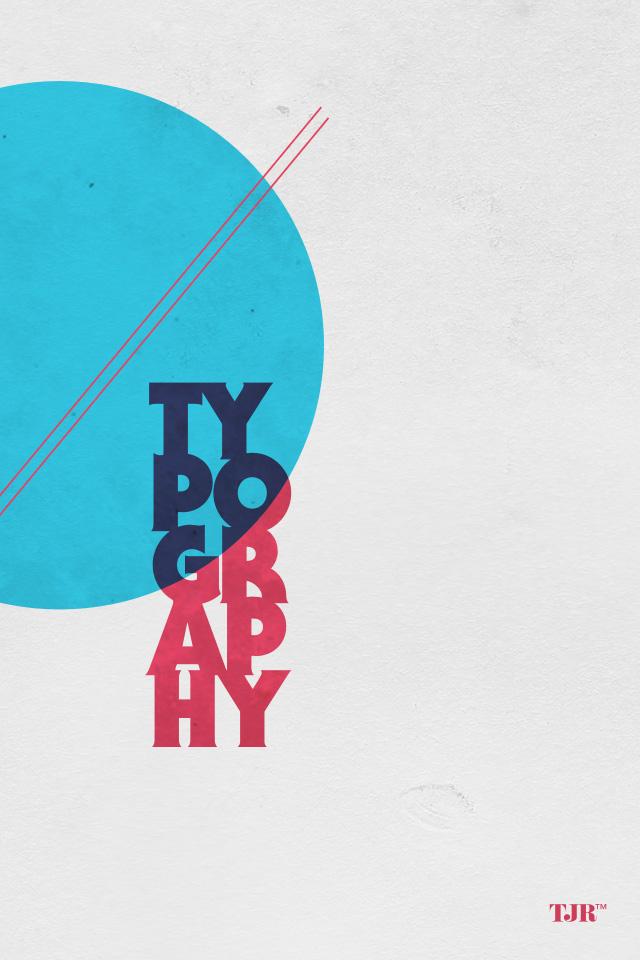 typography-iphone4